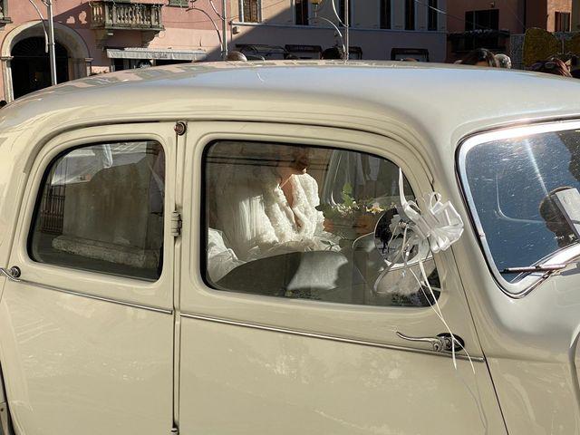 Il matrimonio di Alf e Cri a Busto Arsizio, Varese 4