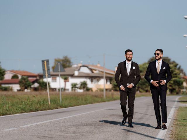 Il matrimonio di Fabio e Isa a Concordia Sagittaria, Venezia 7