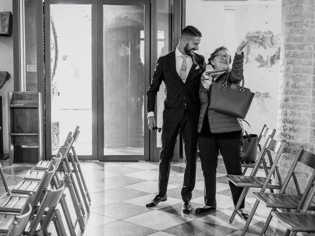 Il matrimonio di Fabio e Isa a Concordia Sagittaria, Venezia 15
