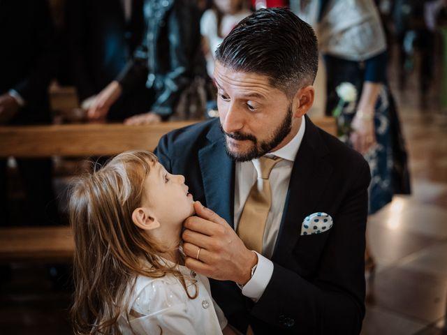 Il matrimonio di Fabio e Isa a Concordia Sagittaria, Venezia 19