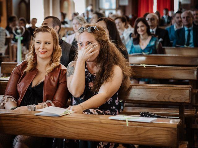 Il matrimonio di Fabio e Isa a Concordia Sagittaria, Venezia 20