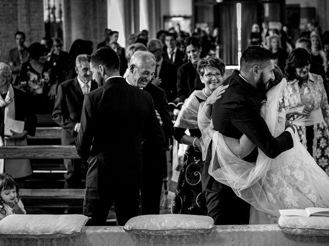 Il matrimonio di Fabio e Isa a Concordia Sagittaria, Venezia 21