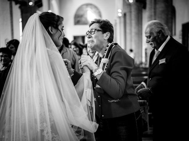 Il matrimonio di Fabio e Isa a Concordia Sagittaria, Venezia 22