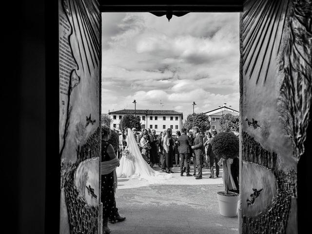 Il matrimonio di Fabio e Isa a Concordia Sagittaria, Venezia 23