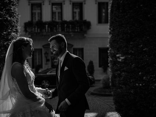 Il matrimonio di Fabio e Isa a Concordia Sagittaria, Venezia 27