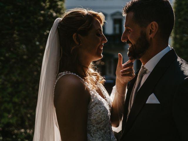 Il matrimonio di Fabio e Isa a Concordia Sagittaria, Venezia 28