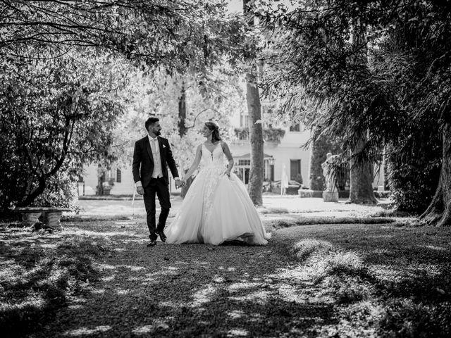 Il matrimonio di Fabio e Isa a Concordia Sagittaria, Venezia 30