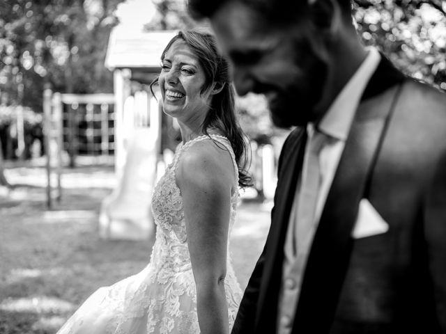 Il matrimonio di Fabio e Isa a Concordia Sagittaria, Venezia 37
