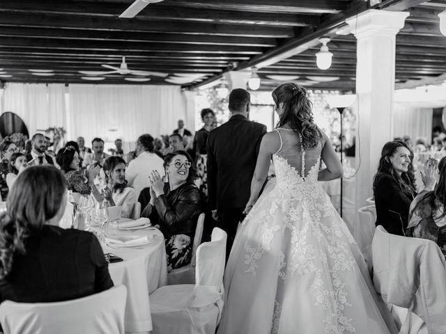 Il matrimonio di Fabio e Isa a Concordia Sagittaria, Venezia 42