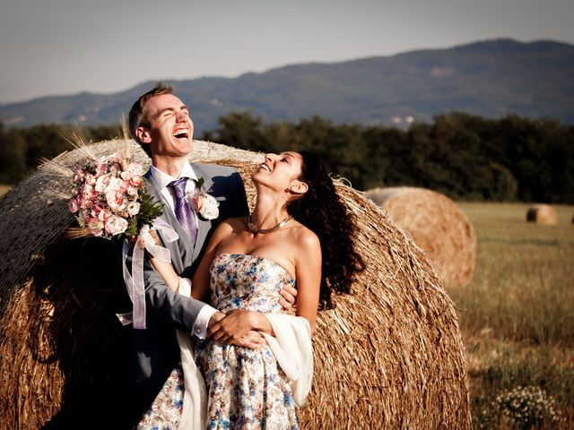 Le nozze di Alexander e Paula