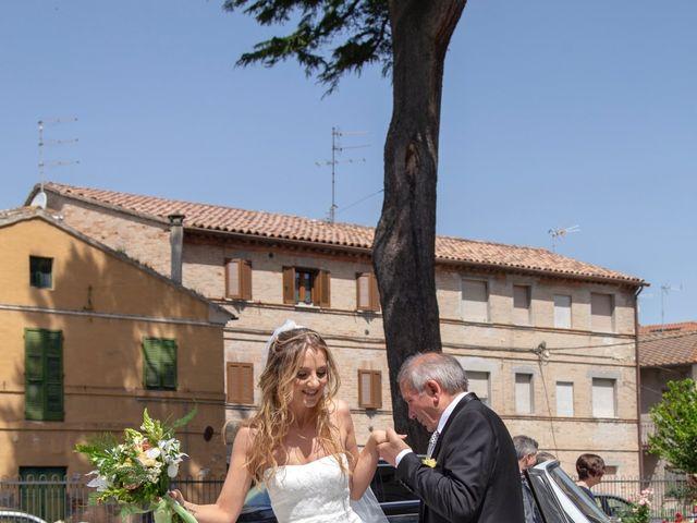 Il matrimonio di Stefano e Sara a Osimo, Ancona 7