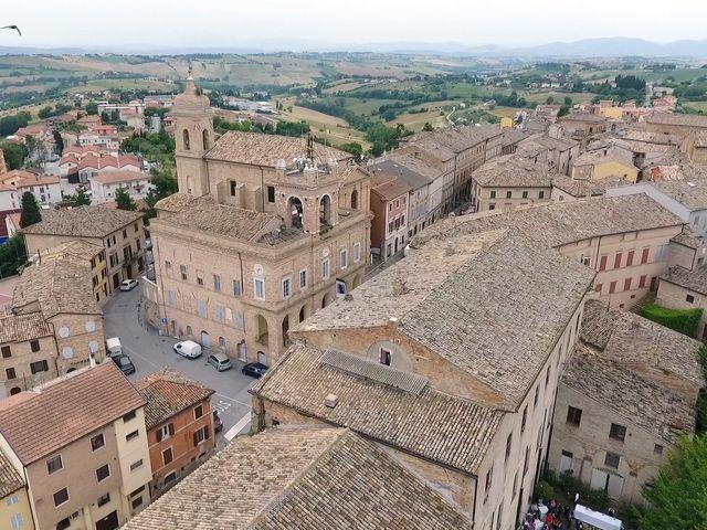 Il matrimonio di Stefano e Sara a Osimo, Ancona 13