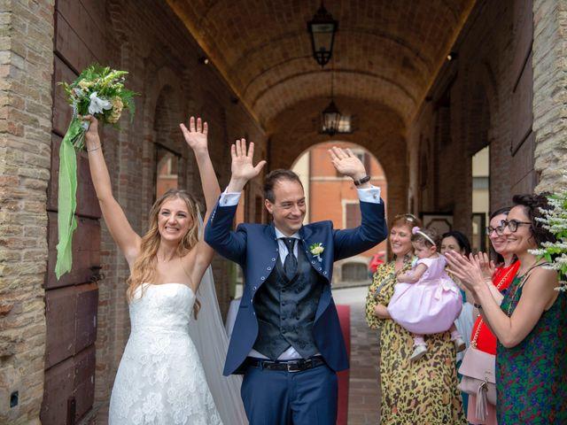 Il matrimonio di Stefano e Sara a Osimo, Ancona 14