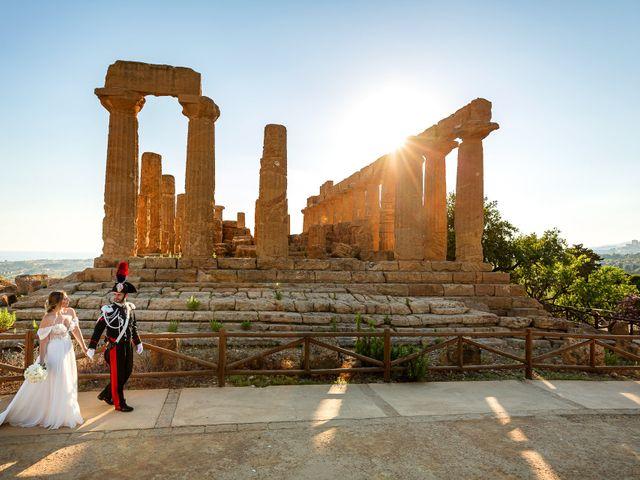Il matrimonio di Vincenzo e Federica a Agrigento, Agrigento 14