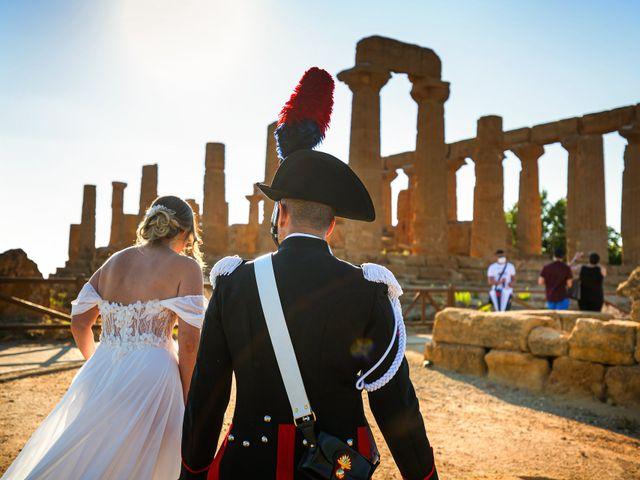 Il matrimonio di Vincenzo e Federica a Agrigento, Agrigento 15