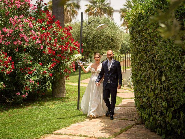 Il matrimonio di Vincenzo e Federica a Agrigento, Agrigento 16