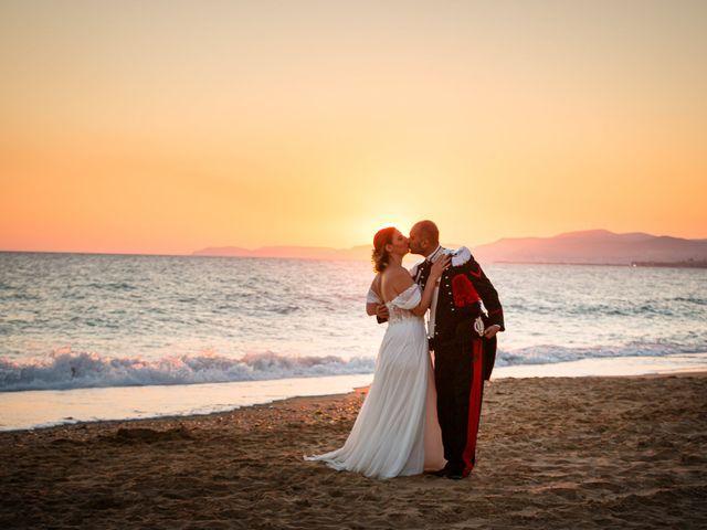 Il matrimonio di Vincenzo e Federica a Agrigento, Agrigento 22