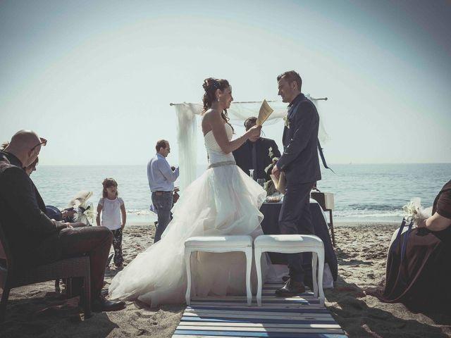Il matrimonio di Luca e Rossella a Celle Ligure, Savona 2