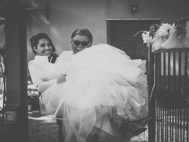 Il matrimonio di Luca e Rossella a Celle Ligure, Savona 17