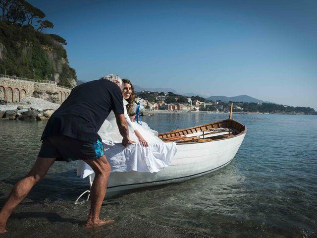 Il matrimonio di Luca e Rossella a Celle Ligure, Savona 18