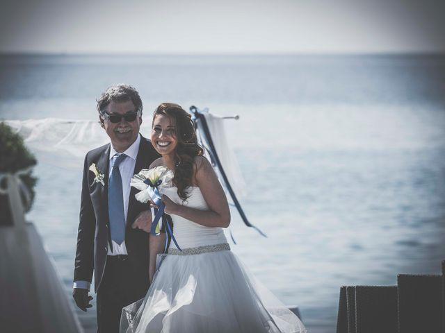 Il matrimonio di Luca e Rossella a Celle Ligure, Savona 23