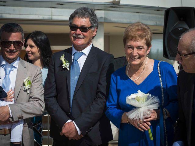Il matrimonio di Luca e Rossella a Celle Ligure, Savona 27