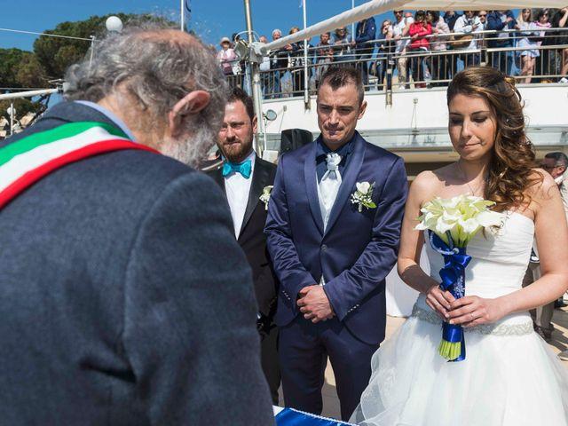 Il matrimonio di Luca e Rossella a Celle Ligure, Savona 29