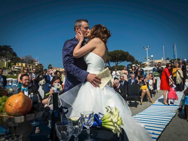 Il matrimonio di Luca e Rossella a Celle Ligure, Savona 32