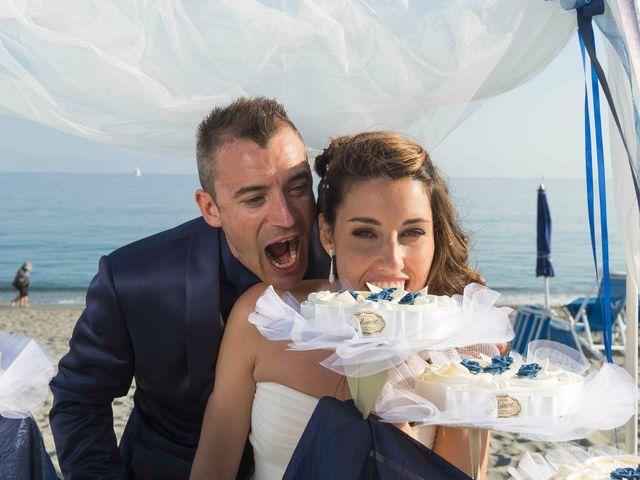 Il matrimonio di Luca e Rossella a Celle Ligure, Savona 43