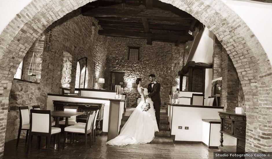 Il matrimonio di Jonathan e Barbara a Bregnano, Como