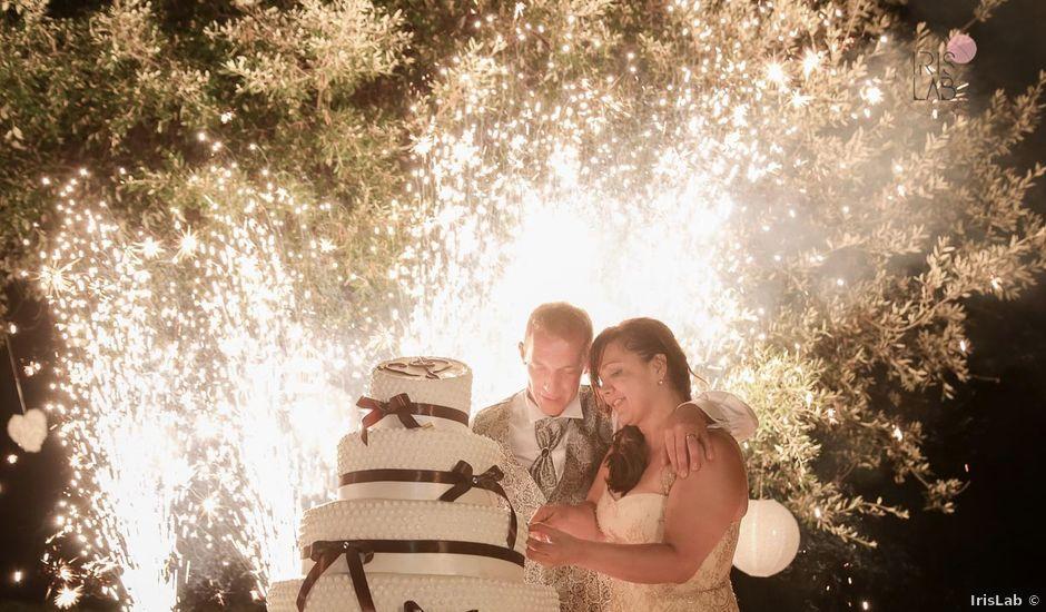 Il matrimonio di Fabiano e Marcela a Barchi, Pesaro - Urbino