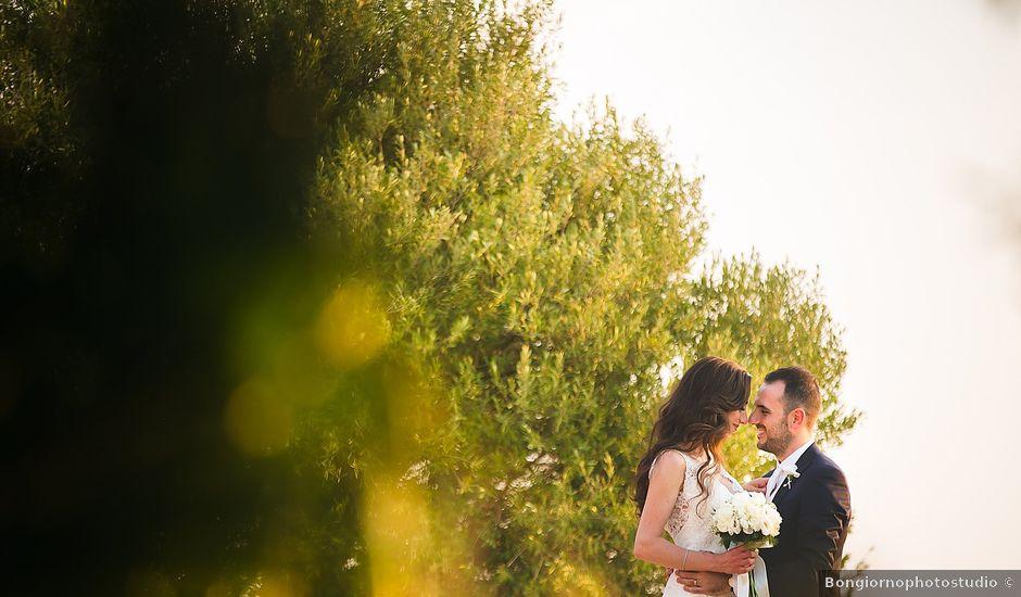 Il matrimonio di Giancarlo e Alida a Canicattì, Agrigento