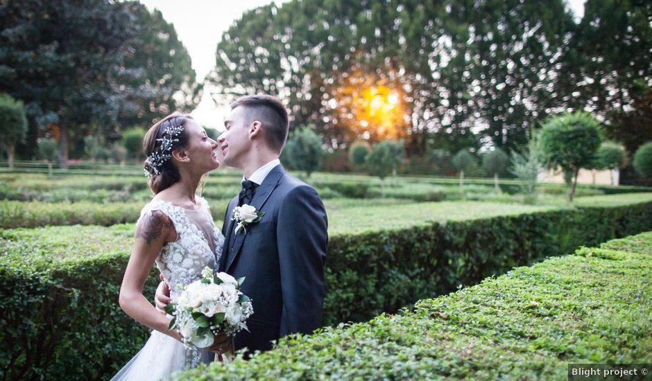 Il matrimonio di Michele e Ambra a Suzzara, Mantova