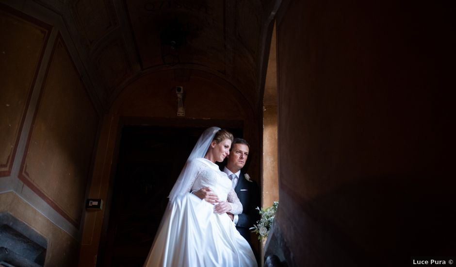 Il matrimonio di Priscilla e Simone a Roma, Roma