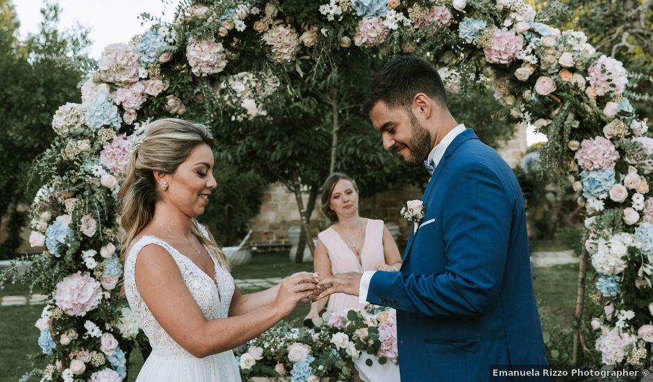 Il matrimonio di Nicola e Maeva a Casarano, Lecce