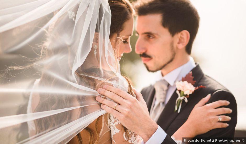 Il matrimonio di Stefano e Laura a Varese, Varese