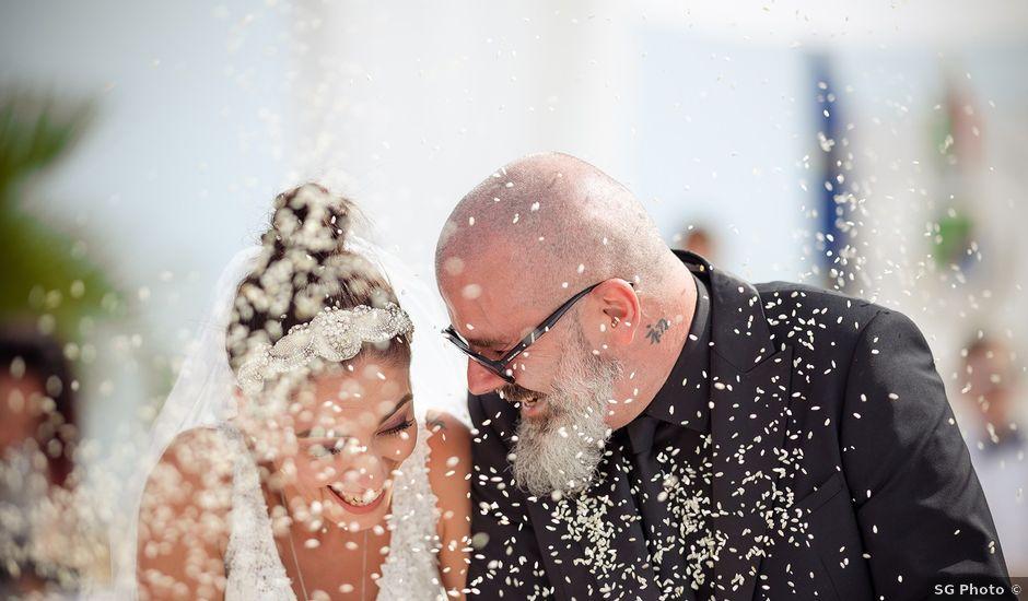 Il matrimonio di Roberto e Ilary a Cavallino-Treporti, Venezia