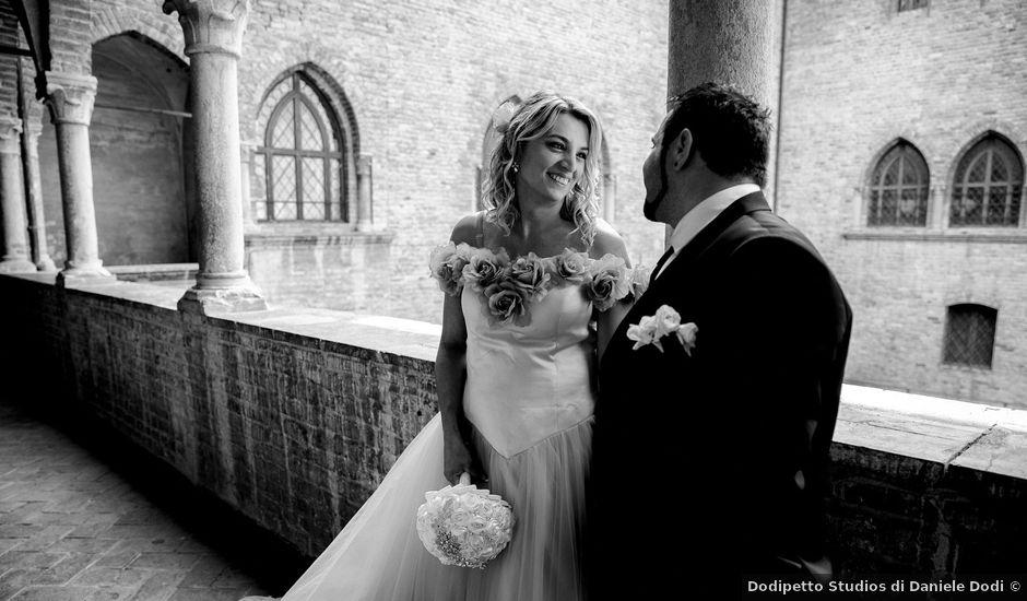 Il matrimonio di Daniele e Giusy a Parma, Parma
