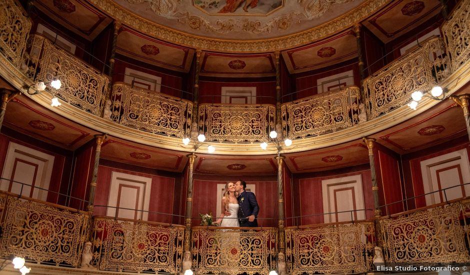 Il matrimonio di Stefano e Sara a Osimo, Ancona