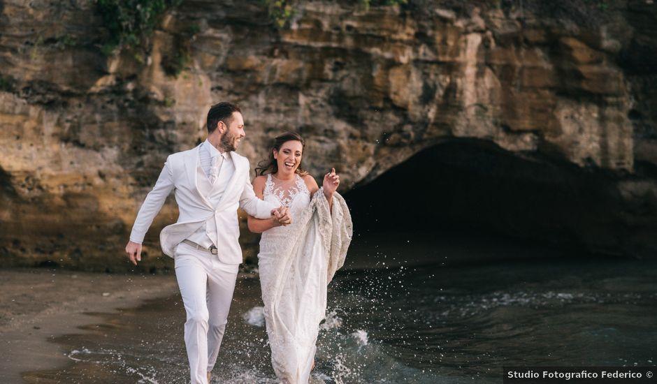 Il matrimonio di Fabiana e Renato a Napoli, Napoli