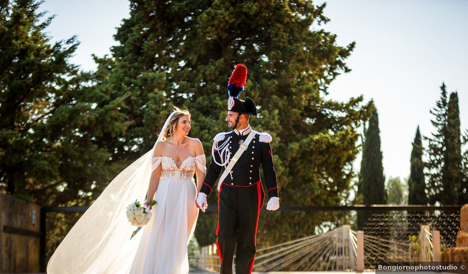 Il matrimonio di Vincenzo e Federica a Agrigento, Agrigento