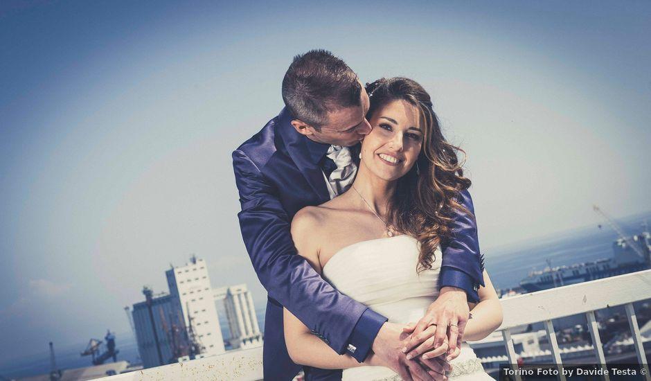 Il matrimonio di Luca e Rossella a Celle Ligure, Savona