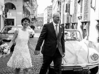 Le nozze di Tiziana e Fulvio 1