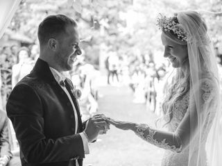 Le nozze di Michela e Gennaro