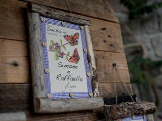 Le nozze di Raffaella e Simone 1