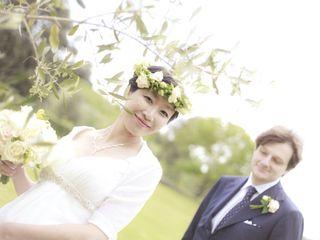 Le nozze di Filippo e Yuki