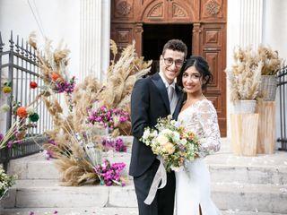Le nozze di Morela e Pietro