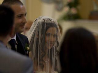 Le nozze di Maurizio e Maria 1