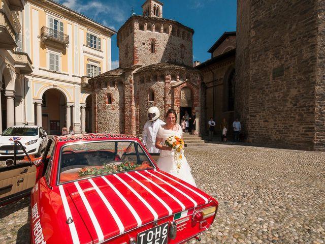 Il matrimonio di Stefano e Sara a Biella, Biella 27