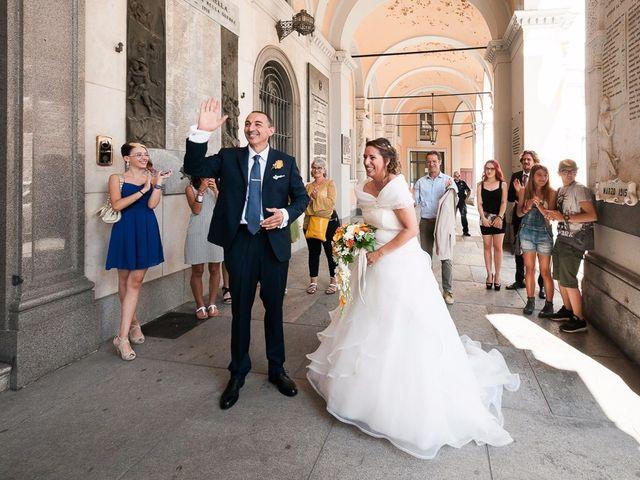 Il matrimonio di Stefano e Sara a Biella, Biella 28